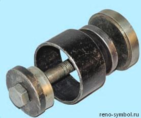 замена подшипника ступицы renault symbol
